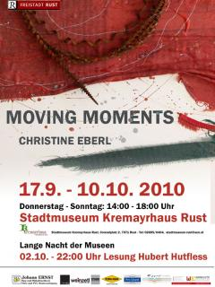 Plakat Moving Moments